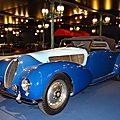 BUGATTI type 50T cabriolet 1936 Mulhouse (1)