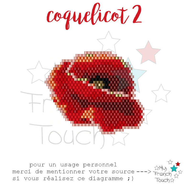 coquelicot my french touch 2