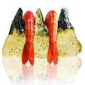 Jeu gourmetise phase 2 : des crevettes que seuls les grands chefs (pour le moment) cuisinent (qwehli)