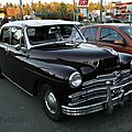 Plymouth de luxe 4door sedan-1949