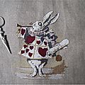 lapin-blanc Kit Anagram