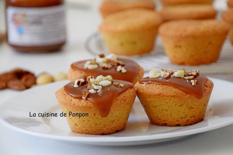 muffin au caramel et noix (8)