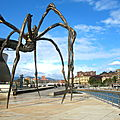 Maman, par Louise Bourgeois, Bilbao (Espagne)