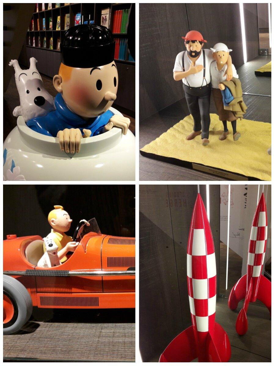 Tintin Bruxelles