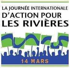 """Résultat de recherche d'images pour """"journée internationale d'action pour les rivières 2020"""""""