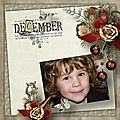 Old Christmas - Kit by Butterfly Dsigns