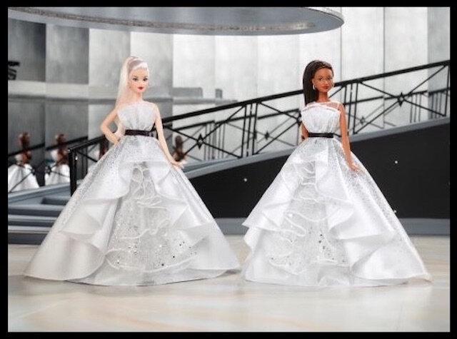 mattel poupee barbie 60 ans