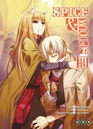 Spice&Wolf, tome 3