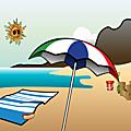 Partir en vacances en utilisant un soutien financier