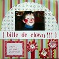 ...bille de clown...