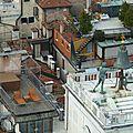 3 - Horlogerie et terrasse sur St Marco - crédit photo Colette Sarrazin