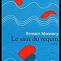 Le saut du requin - romain monnery - editions au diable vauvert