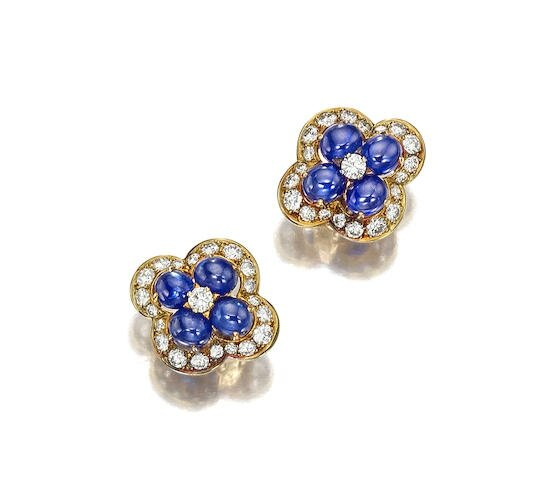 A-pair-of-sapphire-diamond-and-18k-gold-ear-clips-Cartier-French