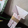 Une carte d'anniversaire kimono!