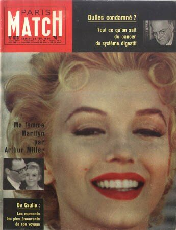 Paris Match 1959