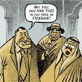 Le caire, 1er février, la « marche du million »