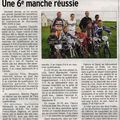 2009-05-18 Courier Cauchois - Sem 20-2009 - Résultats Caen