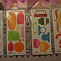 Dies décoratrice à vendre ( plaques et petits dies )