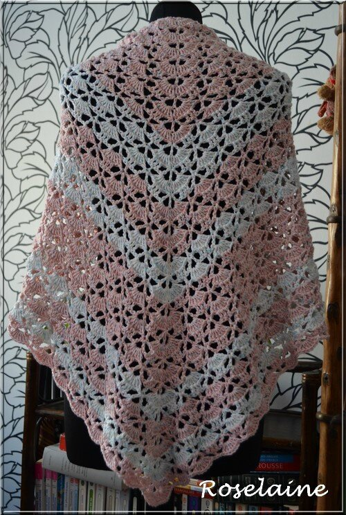Roselaine 75 South Bay Shawlette