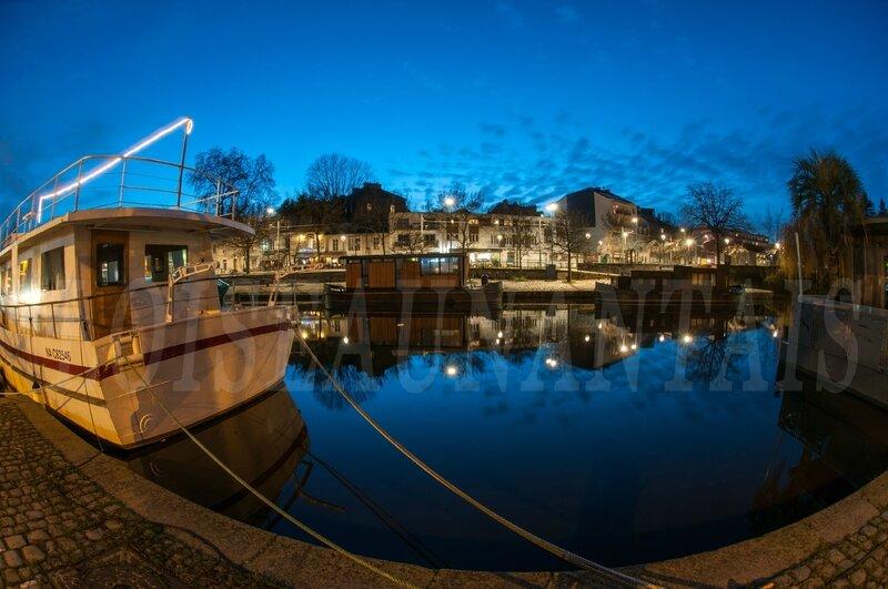 Nantes Erdre Nuit (1)