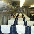 dans le Shinkansen (influence japonaise)