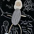 Bonhomme galets et craie (3)