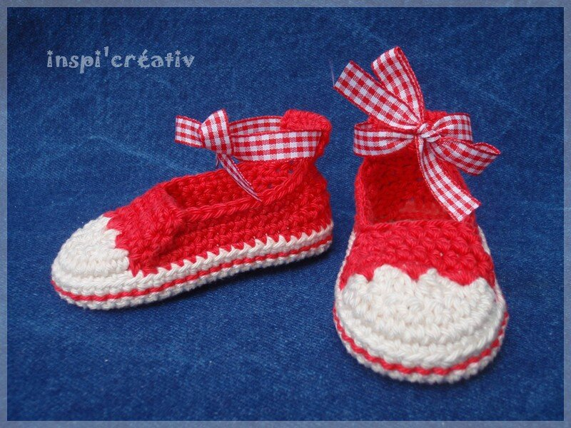 chaussons 16