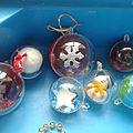 Noël sensoriel: le droit de toucher aux décorations .