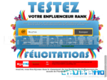 Enfluenceur rank Tto