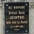 Jeoffre emile elie (villegongis) + 03/11/1918 moyen (54)