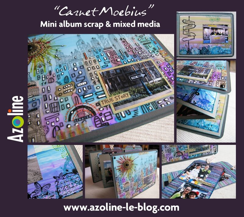 _ Affichette Carnet Moebius