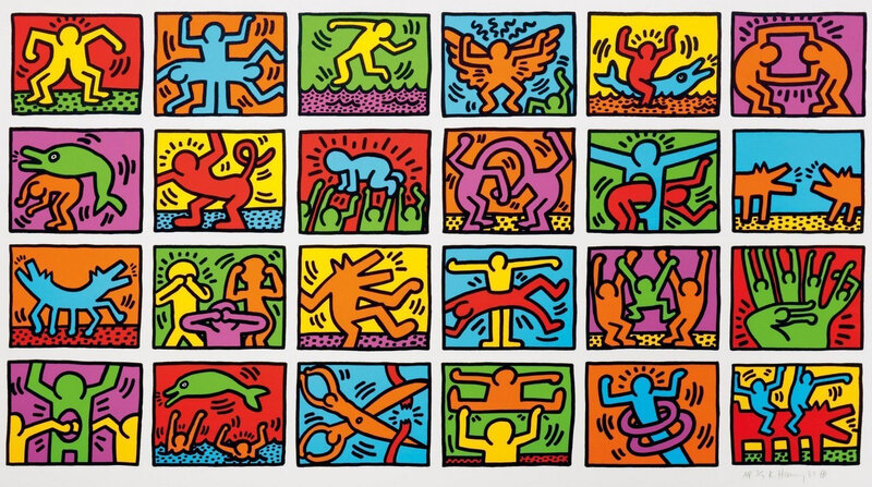 343-Couronnes-Couronne Keith Haring (41)