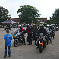 Lauw: 125 motos au blue rallye ride