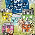 balade Saint Martin 2011