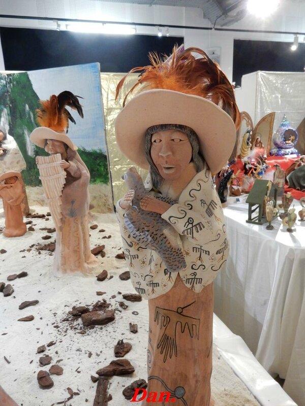 crèche Péruvienne Pérou- 2011 (4)