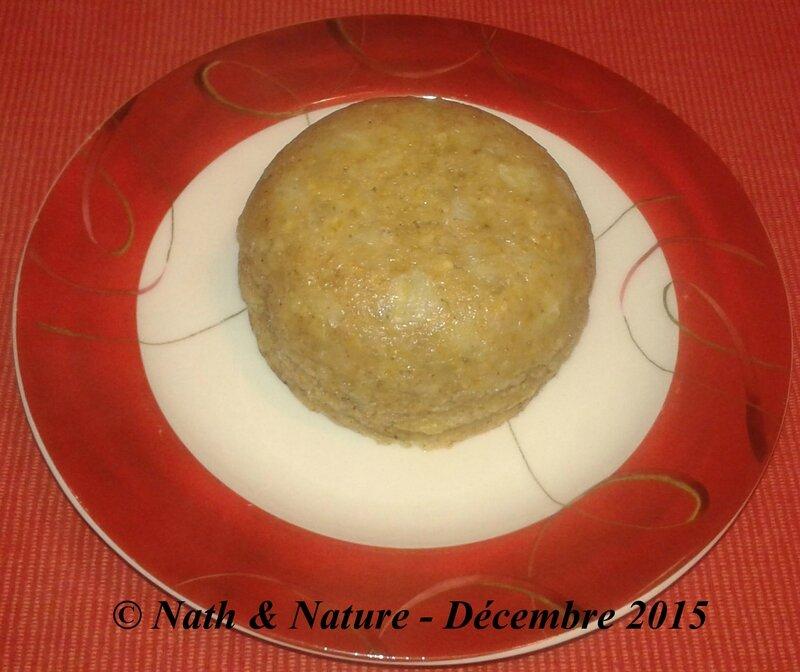 Bowlcake de Noël - 2