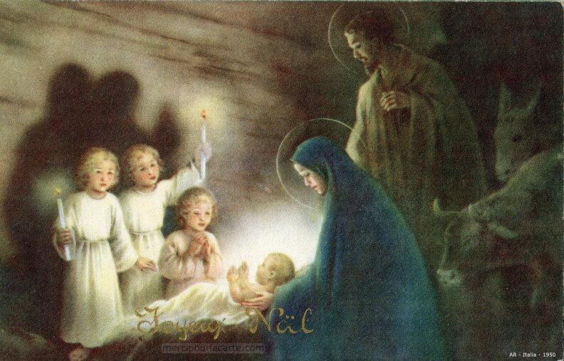 Abbé Salenave: Message de Noël
