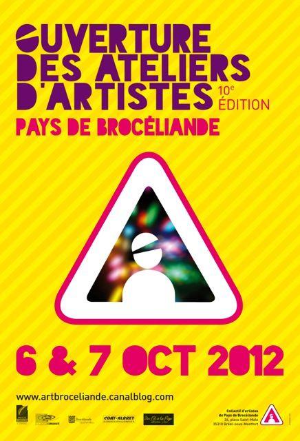 Affiche OUVERTURE-2012