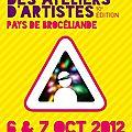 Ouverture d'Atelier 2012