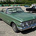Mercury comet s-22 convertible-1963