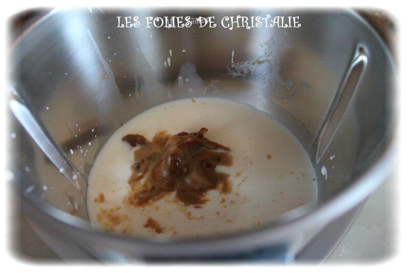 Crème spéculoos 2