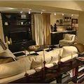 Des sous-sol pour s'évader, relaxer, s'amuser....