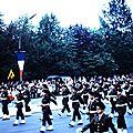 053 Défil-Inter-Alliés Berlin 13-05-1972 FR. 46°Régiment d'Infanterie