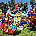 Piratland - parc d'attractions - gard