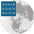 La chine met l'accent sur la critique, limitant l'accès des militants à l'onu: hrw