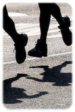 course-a-pieds