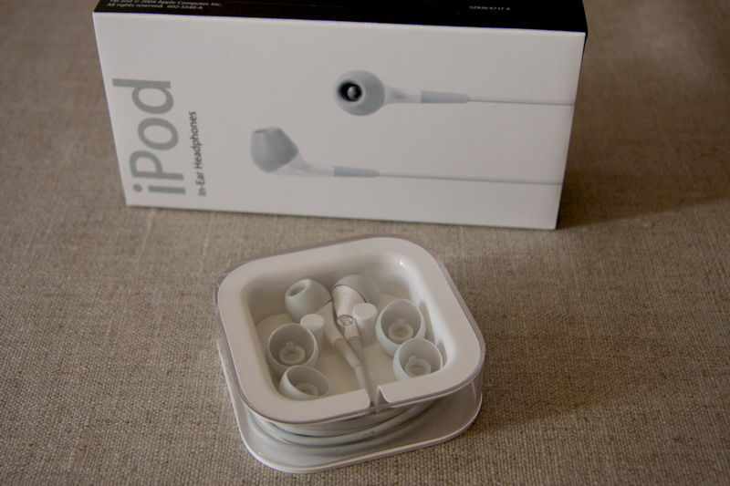 iPod In Ear écouteurs - photo 3