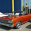 CHEVROLET El Camino 2door pick-up 1964 Sinsheim (1)