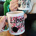Libert'tea party : mugs déco et cadeaux maîtresses