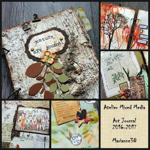 mosaique art journal Marianne38